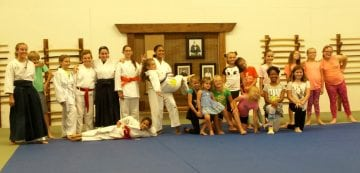 Aikido Kids and Friends