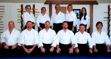Traditional Aikido of Sarasota Instructors