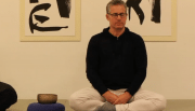 Miles Kessler in Seated Meditation