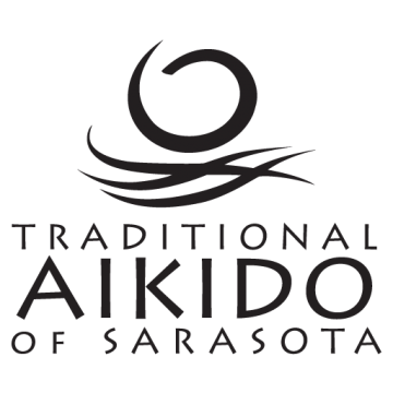 Traditional Aikido of Sarasota Logo - Stacked