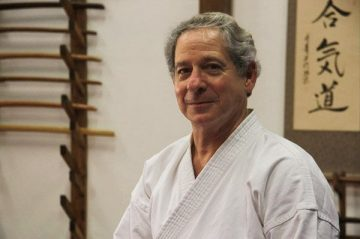Barry Sensei in 2013