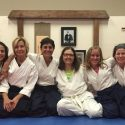 Women's Aikido Workshop with Jamie Zimron Sensei