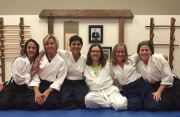 ladies of aikido