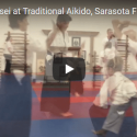 Zimron Sensei at Traditional Aikido Sarasota FL 1-2-17